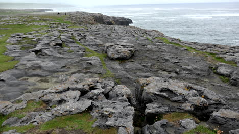 Ireland-The-Burren-Limestone-By-The-Shore