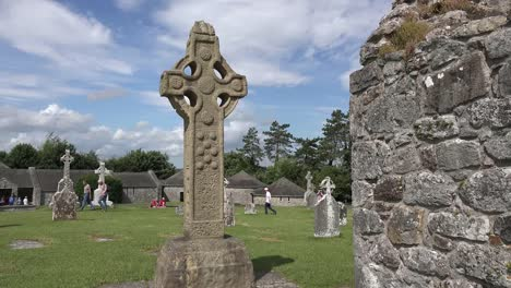 Ireland-Clonmacnoise-South-Cross-A-High-Cross