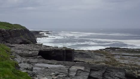 Ireland-County-Clare-Rugged-Coast-Near-Cliffs-Of-Moher