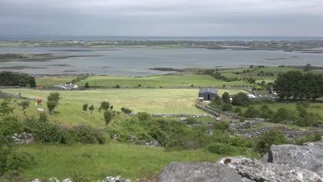 Ireland-County-Clare-Sun-And-Shadow-Across-Estuary
