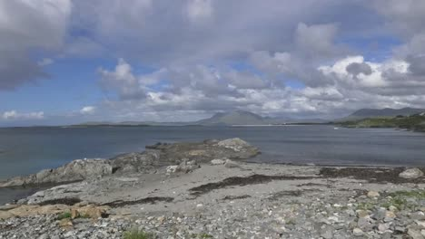 Ireland-County-Galway-Coast-Low-Time-At-Rinvyle-Zoom-And-Pan-