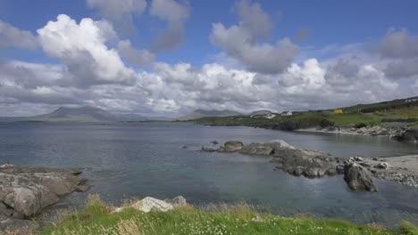 Ireland-County-Galway-Coastal-View-At-Rinvyle-