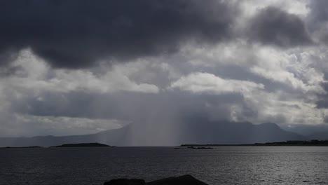 Ireland-County-Galway-Dark-Cloud-And-Rain