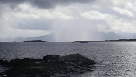 Ireland-County-Galway-Dramatic-Rain-In-Distance