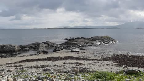 Ireland-County-Galway-Tide-And-Beach