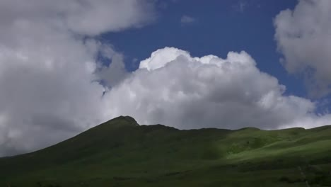 Ireland-County-Mayo-Clouds-Over-Hills-Time-Lapse