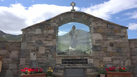 Ireland-County-Mayo-Shrine-To-Our-Lady-Of-Medjugorje