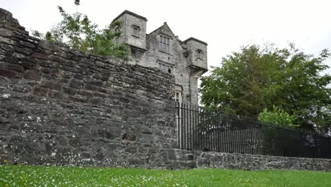 Ireland-Donegal-Castle-Behind-Wall