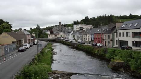 Irlanda-Ciudad-De-Donegal-Por-El-R�o-Eske-Ireland-Donegal-Town-By-The-Río-Eske