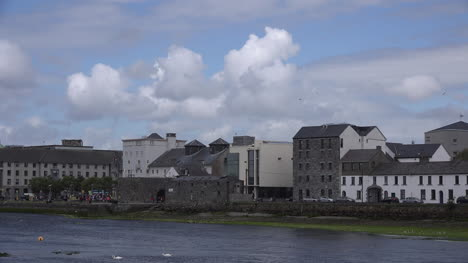 Ireland-Galway-City-Buildings-Along-The-Bay