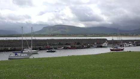 Ireland-Mullaghmore-Harbor