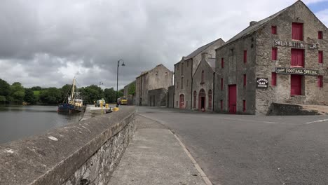 Ireland-Ramelton-County-Donegal-Warehouses-Along-The-River-Lennon