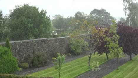Ireland-Rain-In-County-Offaly