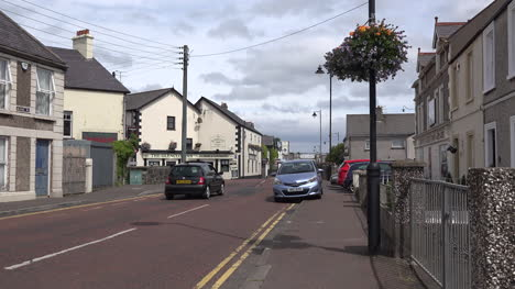 Northern-Ireland-Antrim-Town-Street-With-Cars