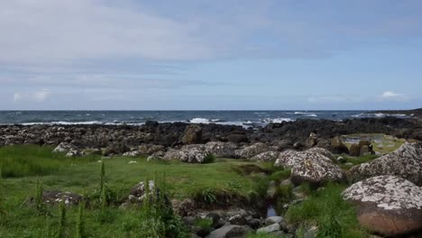 Northern-Ireland-Giants-Causeway-Coast-With-Tiny-Stream