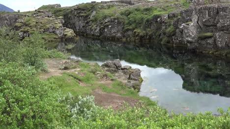 Iceland-Pingvellir-Flosagja-Canyon