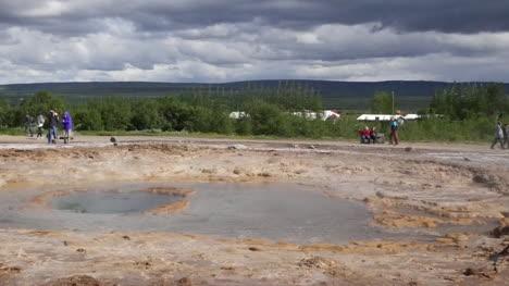 Iceland-Geyser-Erupts-Time-Lapse-Pan