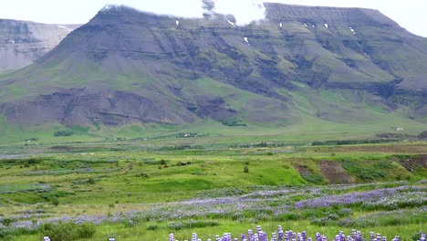 Iceland-Landscape-With-Mountain