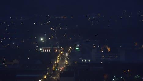 Northern-Ireland-Belfast-Fireworks-Near-The-Shankill-Road