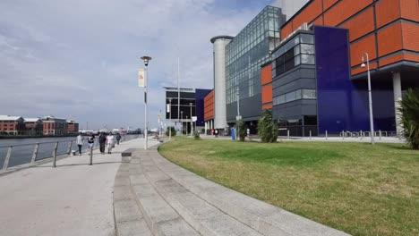 Northern-Ireland-Belfast-Queens-Quay-And-Odyssey-Pavilion