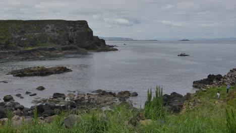 Northern-Ireland-Giants-Causeway-Cliffs-And-Bay-