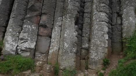 Northern-Ireland-Giants-Causeway-Column-Base-
