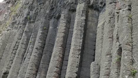 Northern-Ireland-Giants-Causeway-Column-Detail-