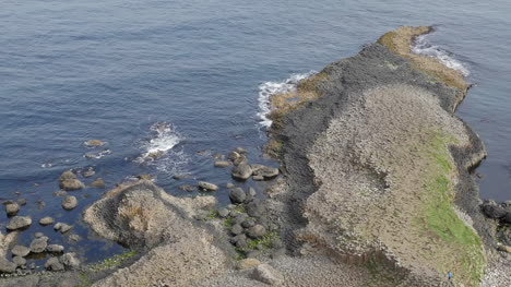 Northern-Ireland-Giants-Causeway-Extends-Into-The-Sea-