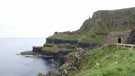 Northern-Ireland-Giants-Causeway-Gate-To-Path-