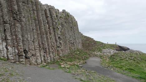 Northern-Ireland-Giants-Causeway-Path-And-Columns-