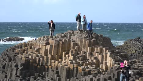 Northern-Ireland-Giants-Causeway-People-Exploring