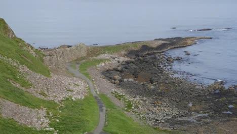Northern-Ireland-Giants-Causeway-Rocky-Beach-