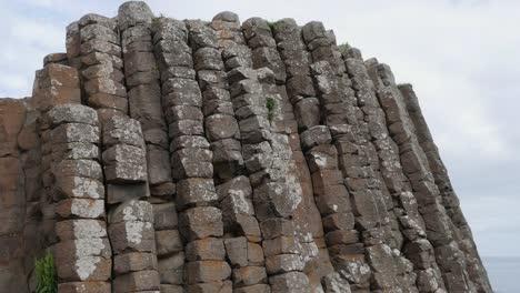Northern-Ireland-Giants-Causeway-Top-Of-Column-Cliff-
