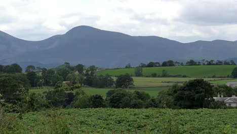 Northern-Ireland-Mountains-Of-Mourne-Across-Fields-Pan