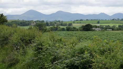 Northern-Ireland-View-Of-Mountains-Of-Mourne