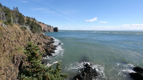 Canada-Bay-Of-Fundy-Mid-Tide