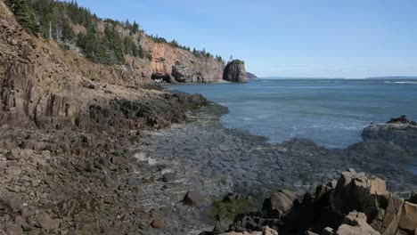 Canada-Bay-Of-Fundy-Tide-Ebb-High-Then-Low-Fade