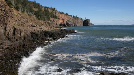Canada-Bay-Of-Fundy-View-As-Tide-Goes-Out