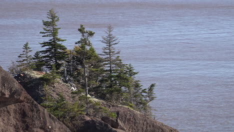 Canada-Bay-Of-Fundy-Zooms-Out-To-Water-View