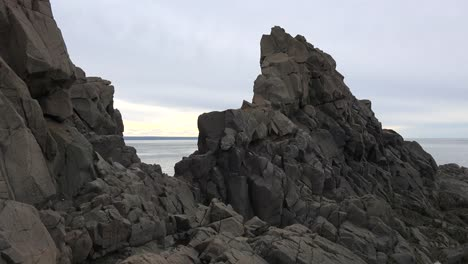 Canada-Nova-Scotia-Big-Rock-By-Sea