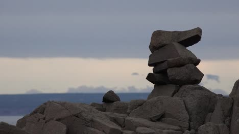 Canada-Nova-Scotia-One-Pile-Of-Rocks