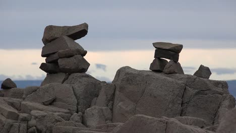 Canada-Nova-Scotia-Pile-Of-Rocks