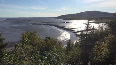 Canada-Mud-Flats-At-Low-Tide-At-Hopewell-Rocks