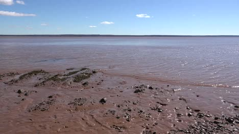 Canada-Muddy-Water-In-The-Bay-Of-Fundy
