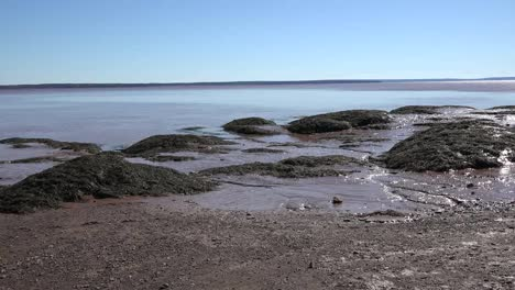 Canada-Rocks-And-Mud-By-The-Bay-Of-Fundy
