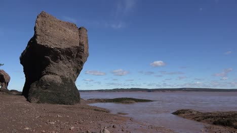 Canada-Standing-Rock-At-Hopewell-Rocks