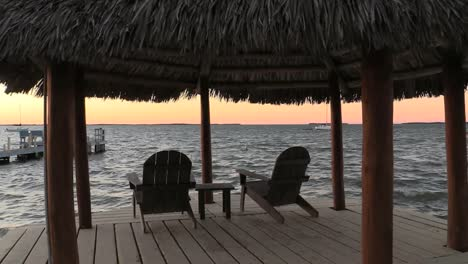 Florida-Key-Largo-Chairs-With-A-View-Of-Bay