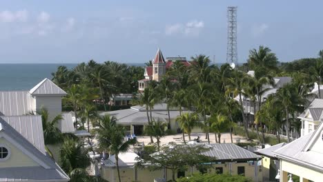 Florida-Key-West-Town-View-Looking-Toward-Sea