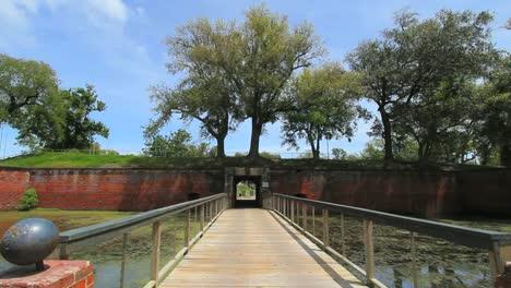 Louisiana-Fort-Jackson-Entry