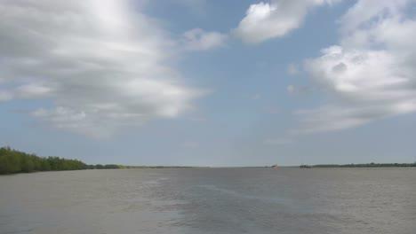 Louisiana-Mississippi-River-Near-Gulf-Of-Mexico